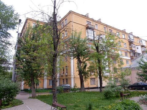 1 к. кв. м. Серпуховская