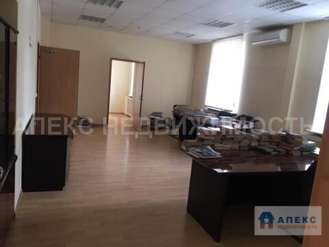 Аренда офиса 160 м2 м. Спортивная в бизнес-центре класса В в Хамовники