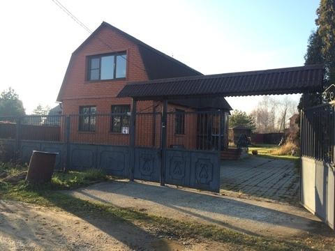 Продам домовладение в 50 км от МКАД по Новорязанскому шоссе