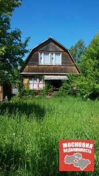 Дом и участок в Калистово.