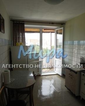 Продаётся 1-комнатная квартира по адресу: г.Москва, ул. Байкальская,