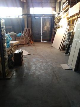 Производственное помещение 900 кв.м