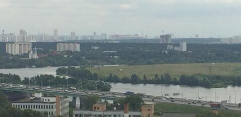 Квартира с панорамным видом на Москва-реку