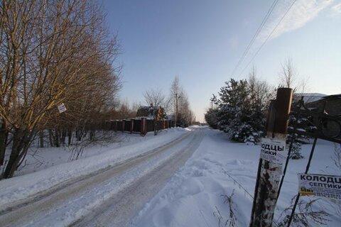 Участок 8 с, ИЖС, д. Муравьево, 60 км от МКАД