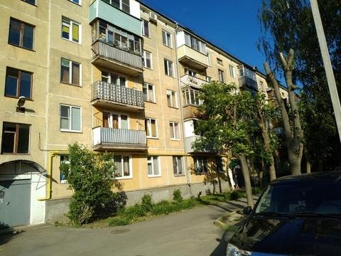 2-х комн.кв. хрущ с раздельными комнатами в центре города