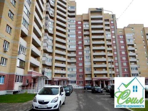 """1-комнатная квартира, 46 кв.м., в ЖК """"Молодежный"""" (г.Чехов)"""