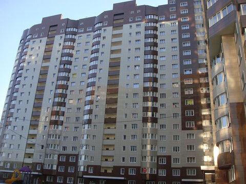 1-комнатная квартира, 42 кв.м.