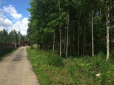 Продаю участок, 10 соток, Киевское ш, новая Москва, в лесу