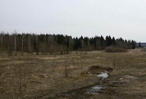 Промышленный участок 2,4 Га на 1-й линии Рогачевского шоссе