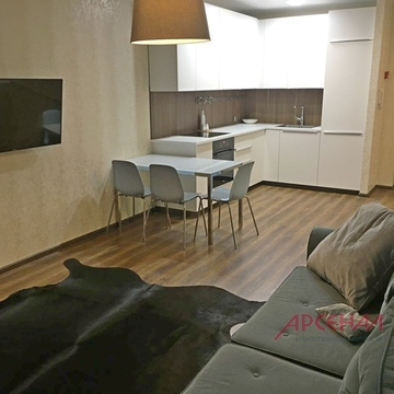 "2-комнатная квартира, 55 кв.м., в ЖК ""Кронштадтский"""
