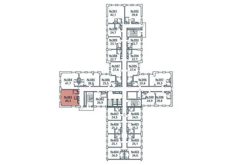 Москва, 1-но комнатная квартира, ул. Радиальная 6-я д.7, к 35, 4446055 руб.