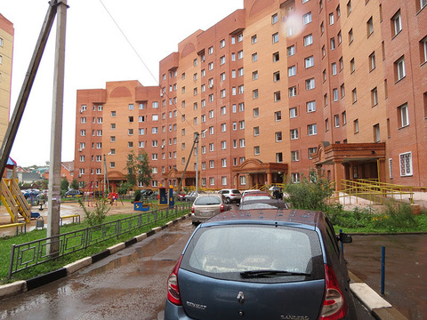 """1-комнатная квартира, 36 кв.м., в ЖК """"на улице Сиреневая"""""""