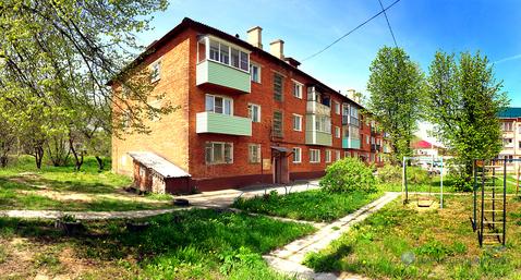Двухкомнатная квартира в центре Волоколамска с техникой и мебелью