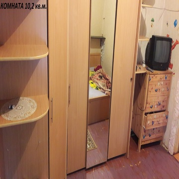 3-х комнатная квартира в деревянном доме