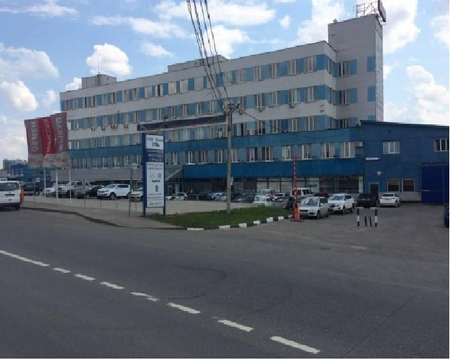 Комплекс на Вашутинском и Ленинградском шоссе