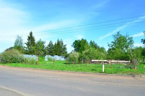 Продам цчасток ИЖС площадью 10 сот в д.Брехово что в 14 км от Москвы