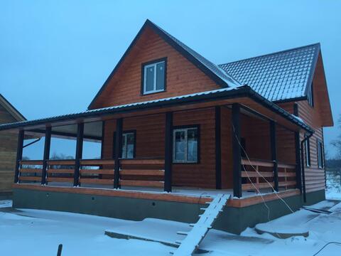 Дом 150 кв.м, 50 км по Новой Риге