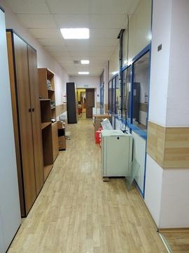 Аренда офисного помещения 122,9 м2 отдельным блоком Авиамоторная