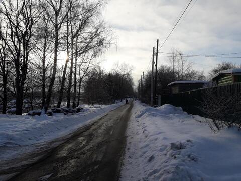 Отличный участок рядом с Москвой