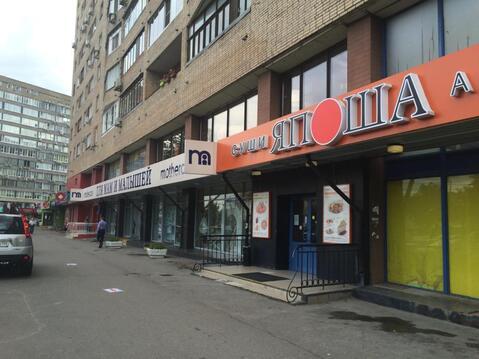 Продажа торгового помещения 1476 кв.м. ул.Вельяминовская д6с1