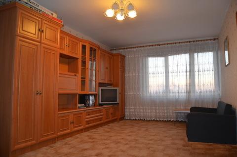 1 комнатная квартира у метро Домодедовская (в аренду)