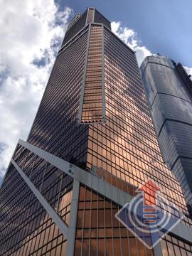 Продажа офиса 169 м2 в МФК Меркурий Сити Тауэр