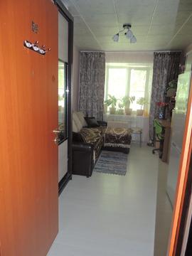 Комната 12 кв.м. в 4-х комнатной квартире в ощежитии