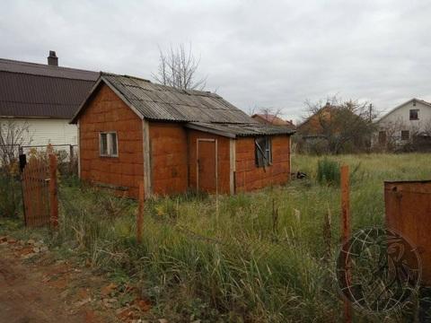 Участок в газифицированном СНТ Сертякино, г.о. Подольск, Климовск., 1380000 руб.