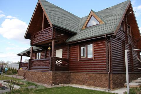 Дом в 150 м от Озернинского водохранилища
