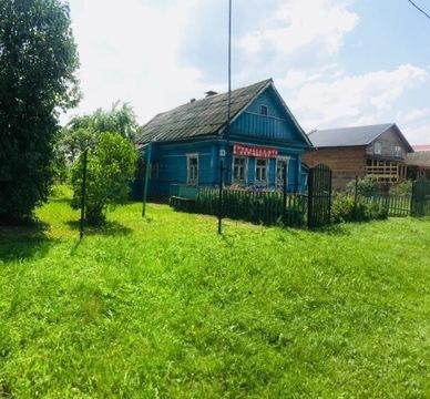 Продам участок 30 сот с домом Б. Горки ИЖС