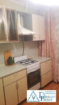 1-комнатная квартира рядом с метро Жулебино