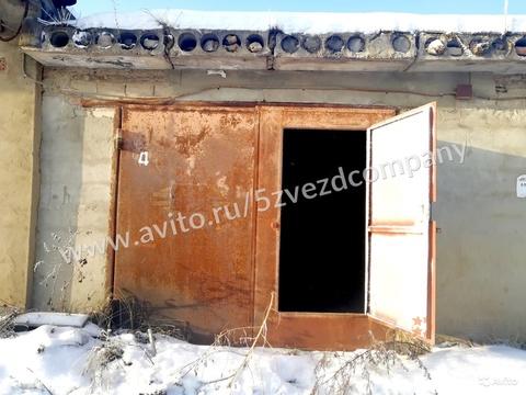 Продается гараж 53 кв.м. г. Чехов, ул. Апрелевская, гспк «Рассвет»