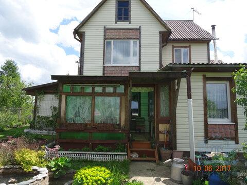 Продаётся дом в деревне Субботино.