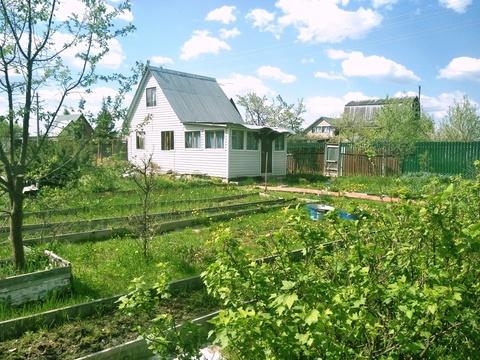Дачный дом 40 кв.м на участке 7 вблизи деревни Рыжиково