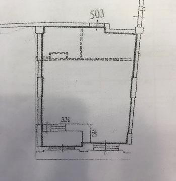 """1-комнатная квартира, 48 кв.м., в ЖК """"Маршал"""""""