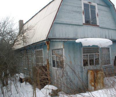 Продаю дом Калужское шоссе д. Поляны