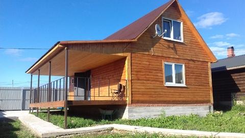 Продается дом для круглогодичного проживания в д. Волково Рузский р.