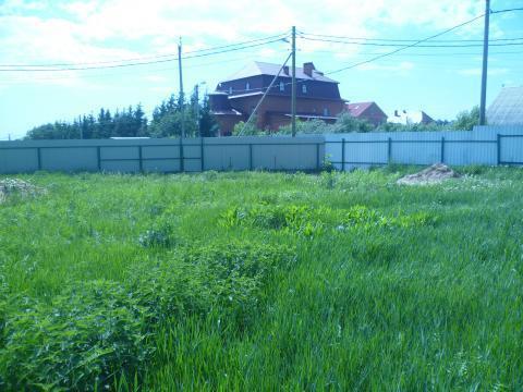 Дачный участок 10,15 сот в Балашихе в д. Соболиха