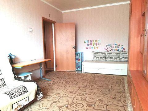 3-х комнатная квартира 76 кв.м. Марьино