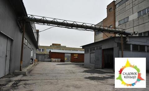 Склад/пр, отаплив, выс. потолка: 4,5-5 м, пол бетон, ворота, стоянка