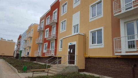 1-но ком. квартира 28 кв. м 3/3 к Новое Ступино, ул. Центральная 11