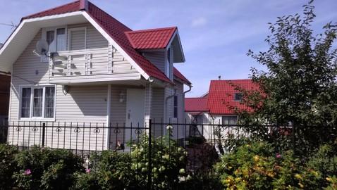 Продается участок с домом рядом с озером Сенеж