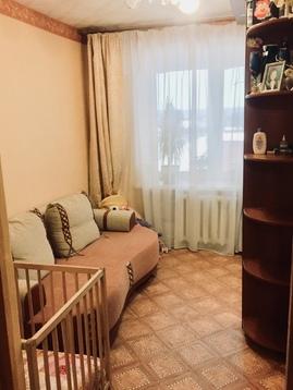 Продаётся трёхкомнатная квартира в п. Стремилово Чеховского района