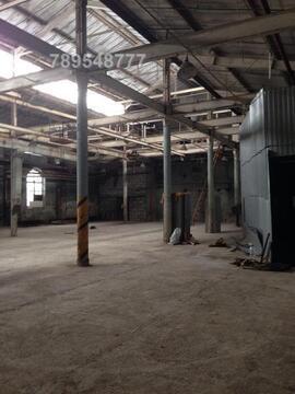 Отапливаемое складское помещение 650 кв