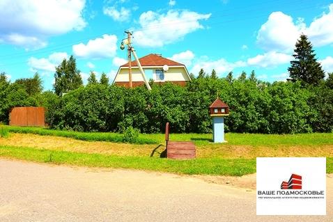 Дом в деревне Фетюхино