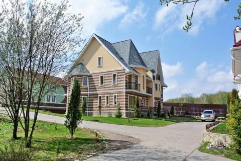 Квартира в дуплексе 230 кв.м. с участком 4,3 сотки в кп на Рублёвке