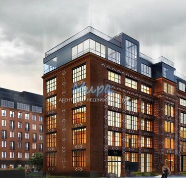 Апартаменты в ЖК премиум класса Большевик. ЖК состоит из трех корпусо