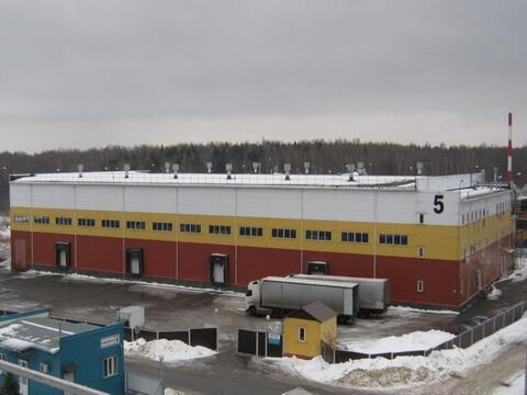Складской комплекс класса в+ в Домодедово. 25 км. от МКАД
