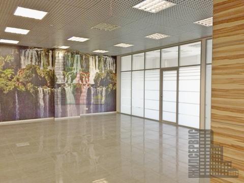 Офис 344,6м с ремонтом в БЦ класса А, паркинг, метро 10минут