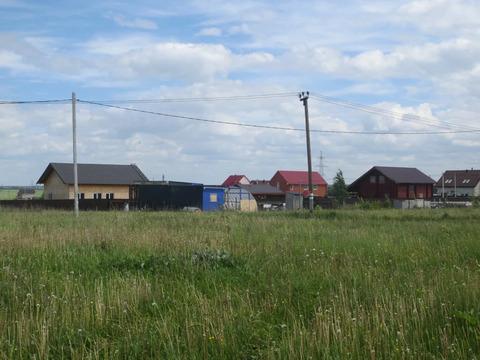 Продам участок 24 сотки для ЛПХ в д. Б. Грызлово Серпуховского района